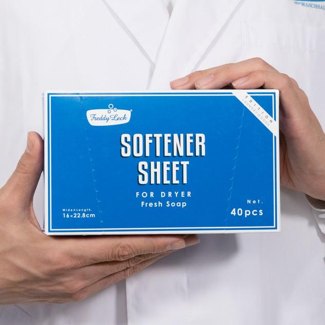 SOFTENER SHEET 40P
