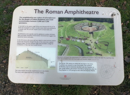 Roman SIlchester (8.5 miles)