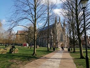 St Swithun's Way Alton to Winchester (22 miles!)