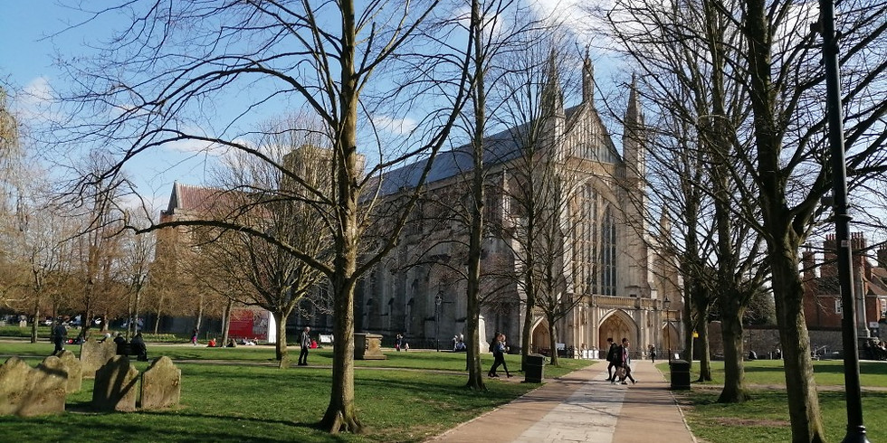 Pilgrimage to Winchester Part 3