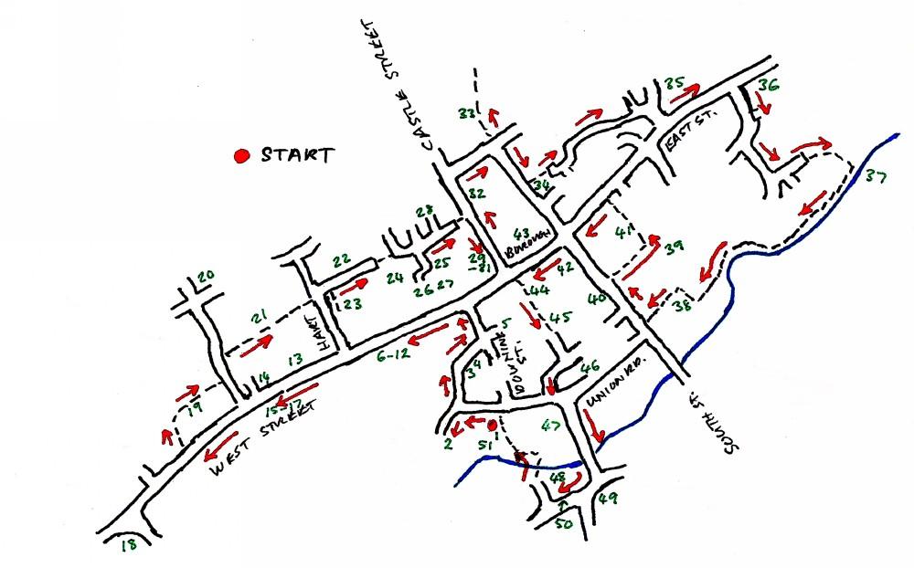 Routes | Farnham Walking Festival | Farnham