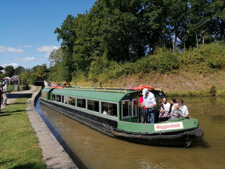 Rebirth of a Canal (11 miles)
