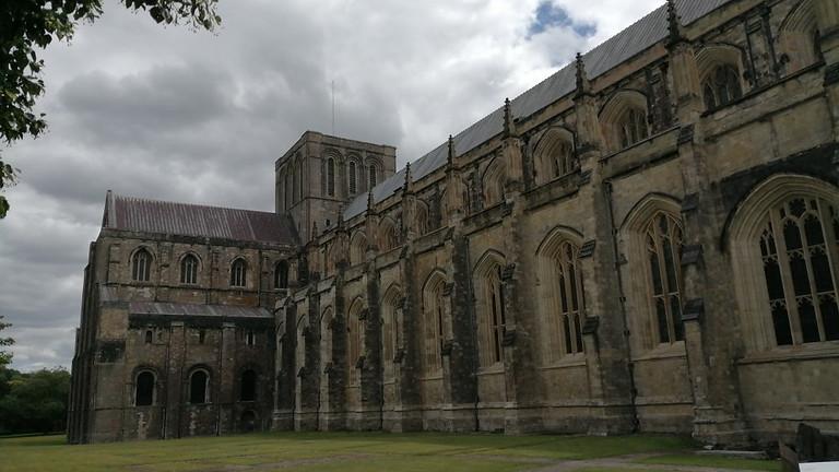 Pilgrimage 4 - Bishop's Sutton to Winchester