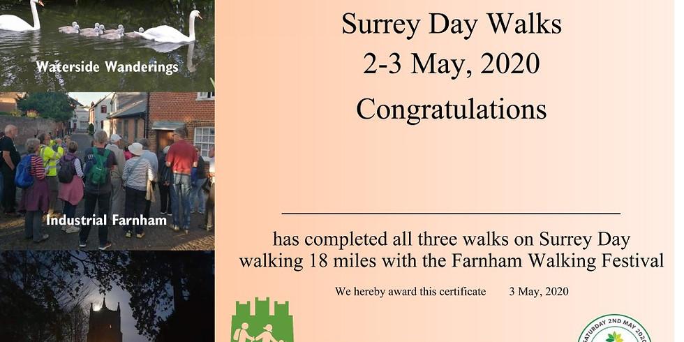 CANCELLED Surrey Day Challenge