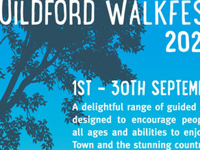 Guildford Walkfest