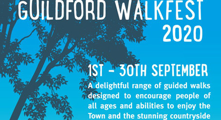 Guildford Walkfest