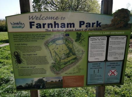 Farnham Park (2.6 miles)
