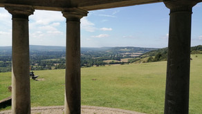 North Downs Way to Merstham (10.5 miles)