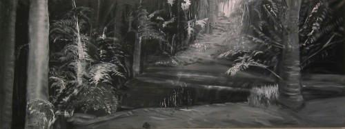 Big Muddy, swamp
