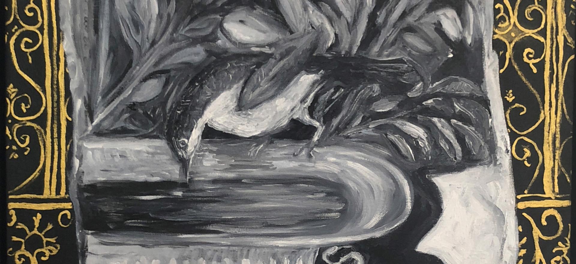 Fragments, Birdbath