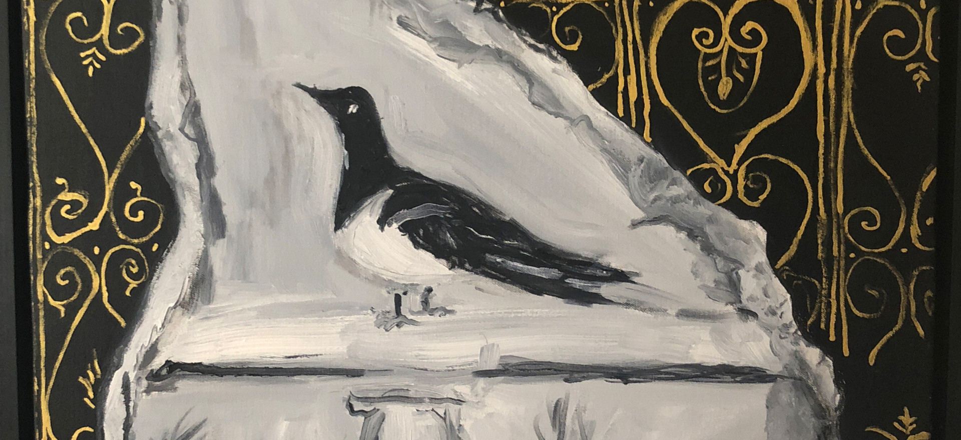 Fragments, Magpie