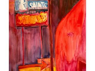 Expressive Color. QP   Saints & Sinners