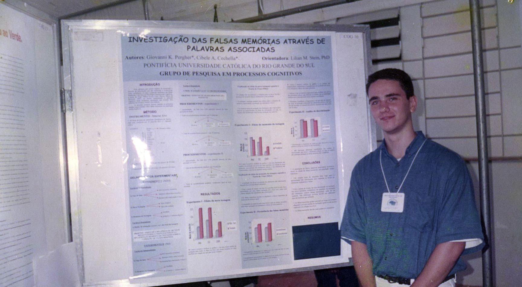 Investigação das falsas memórias através de palavras associadas (XXIX Reunião_Anual de Psicologia- Campinas, 1999)