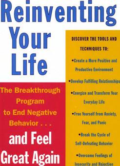 Reinventing Your Life (click e adquira esse livro com desconto)