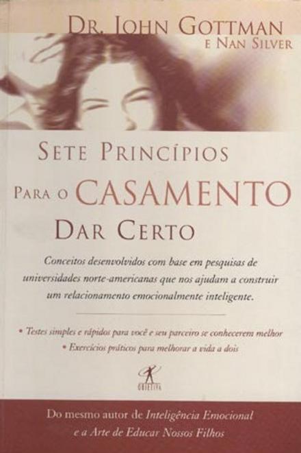 Sete Princípios para o Casamento Dar Certo (ebook)