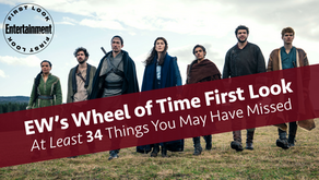 Entertainment Weekly's Wheel of Time First Look: 34 Things You May Have Missed!