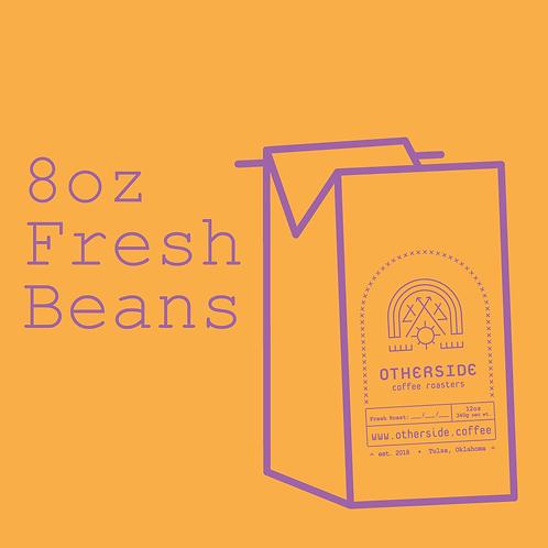 8 oz Fresh Beans