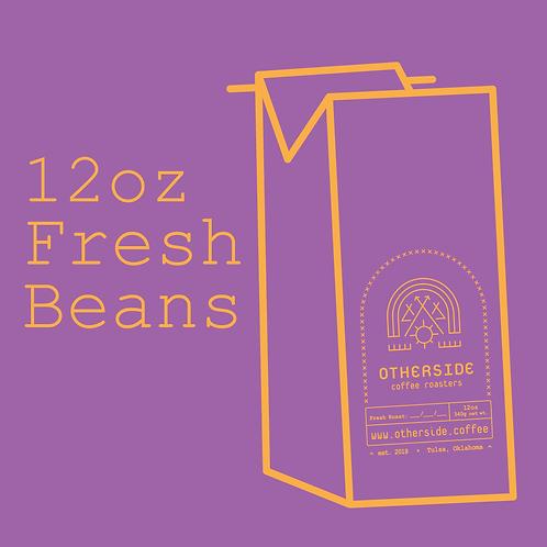 12oz Fresh Beans