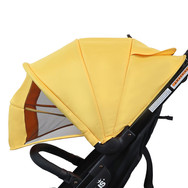 Extra Large and Adjustable Sun Shade Canopy