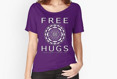 Free Hugs - Shirts + More