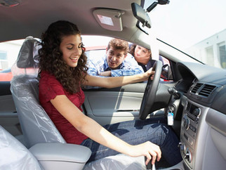 Choosing a Safe Car for Your Teen