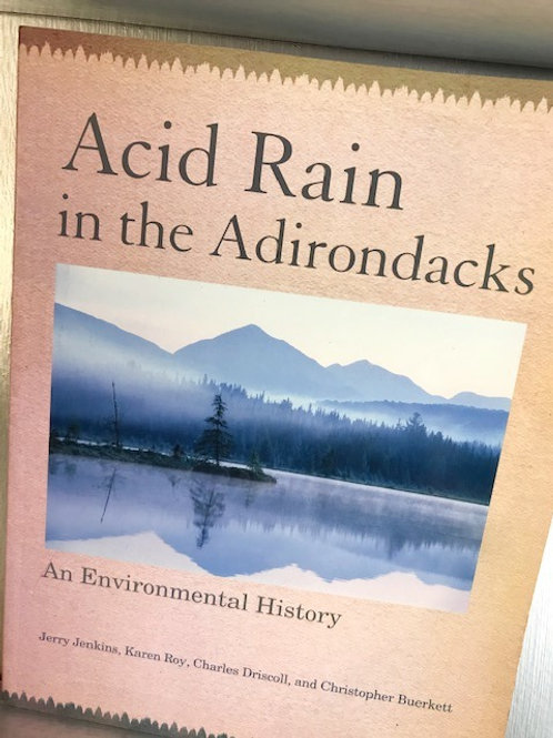 Acid Rain in the Adirondacks