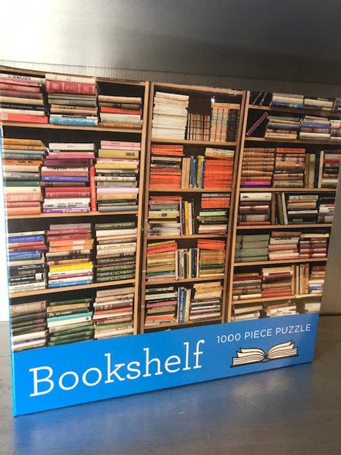Bookshelf Jigsaw Puzzle