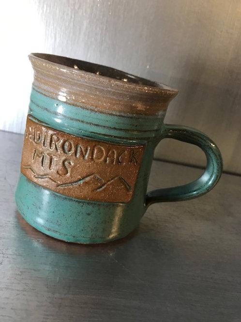 Fawn Ridge Pottery Adirondack MTS Mug