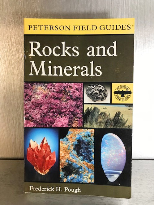 Rocks and Minerals: Peterson Field Guide