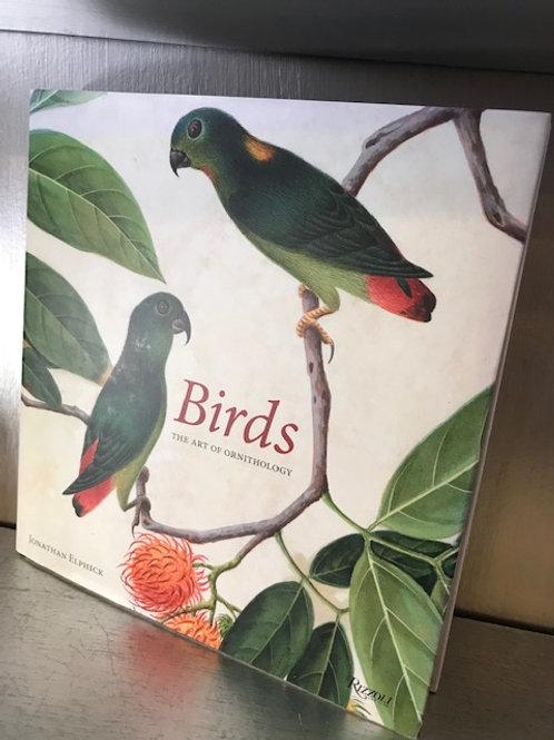 Birds The Art of Ornithology