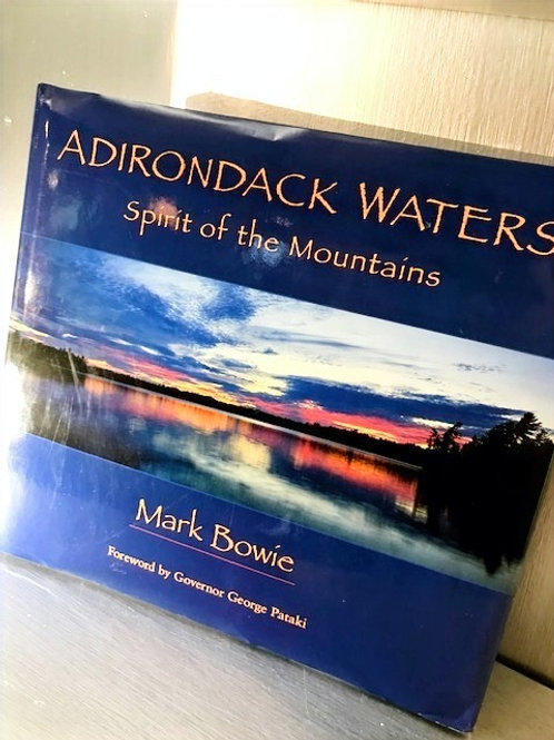 Adirondack Waters Spirit of the Mountains
