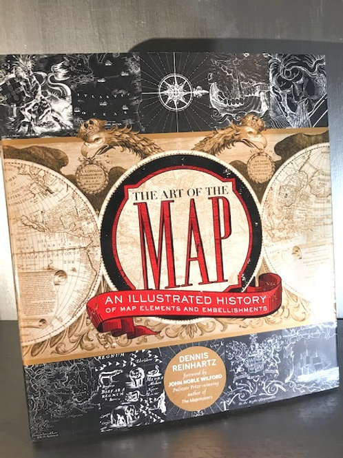 The Art of the Map - An Illustrated History
