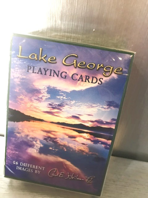 Lake George Playing Cards