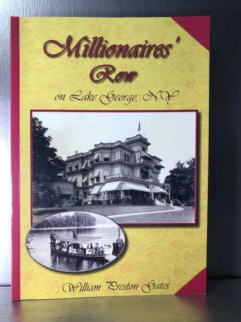 Millionaire's Row on Lake George, NY