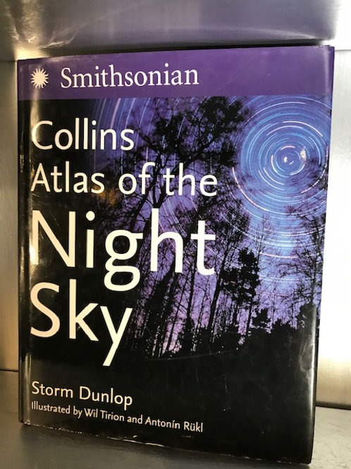 Smithsonian Collins Atlas of the Night Sky