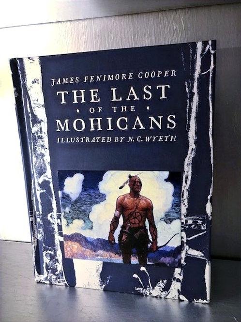 Last of the Mohicans Illustrated