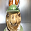 "Thumbnail: Domex German Made ""Hare"" Stein 9.5 inches"