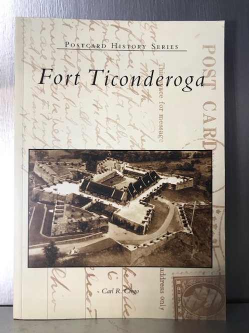 Fort Ticonderoga Postcard History Series