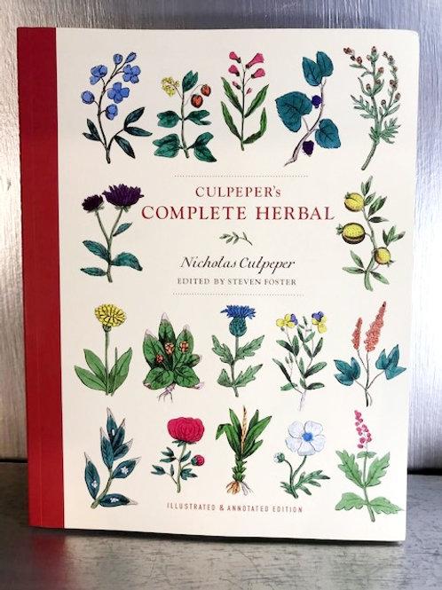 Culpepper's Complete Herbal