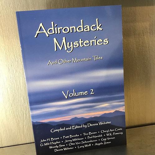 Adirondack Mysteries Vol II