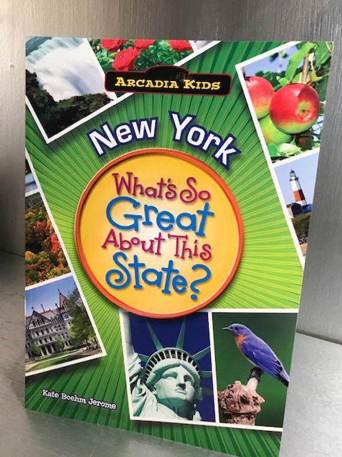 New York: What's So Great About This State?