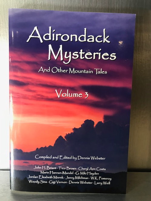 Adirondack Mysteries Vol. III
