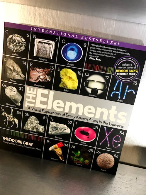 The Elements: A Visual Exploration of Every Atom