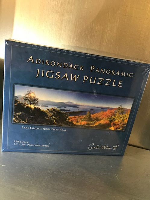 Lake George from First Peak Jigsaw Puzzle