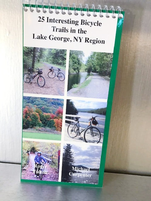 25 Interesting Bicycle Trails in the Lake George, NY Region