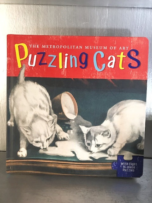 Puzzling Cats from The Metropolitan Museum of Art