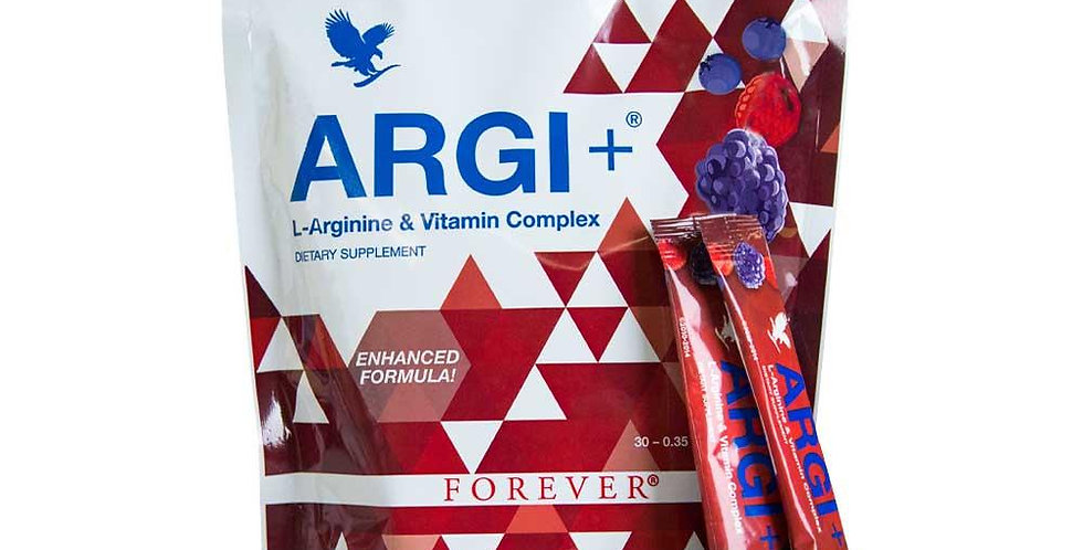 L-arginīns, forever living argi+, vitamīnu komplekss