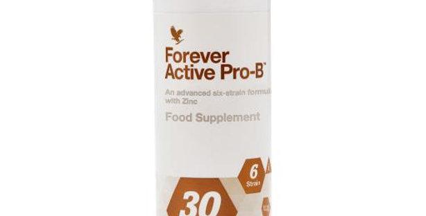 probiotiķi, labvēlīgās baktērijas, forever active pro-b