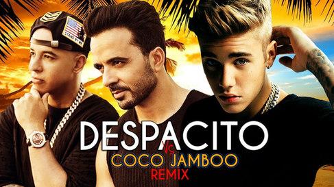 Despacito Coco Jamboo
