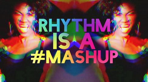 Rhythm Is A Mashup. (80s & 90s)